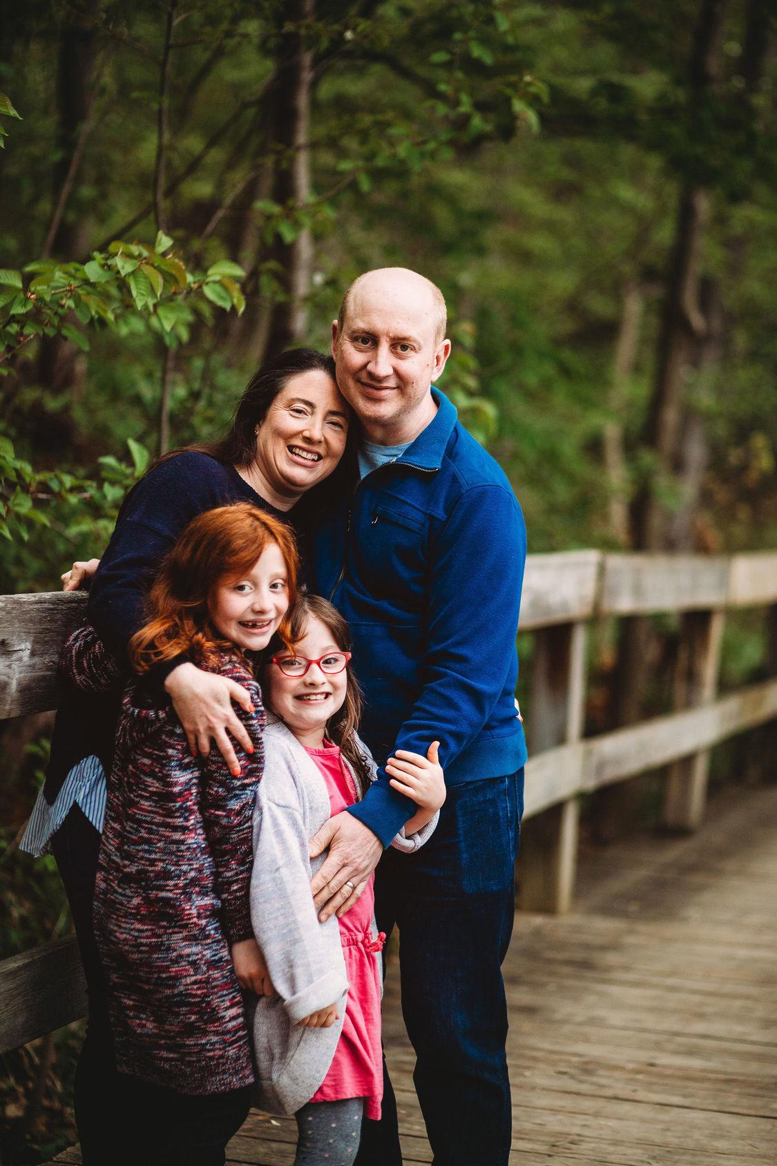 The Geady Family